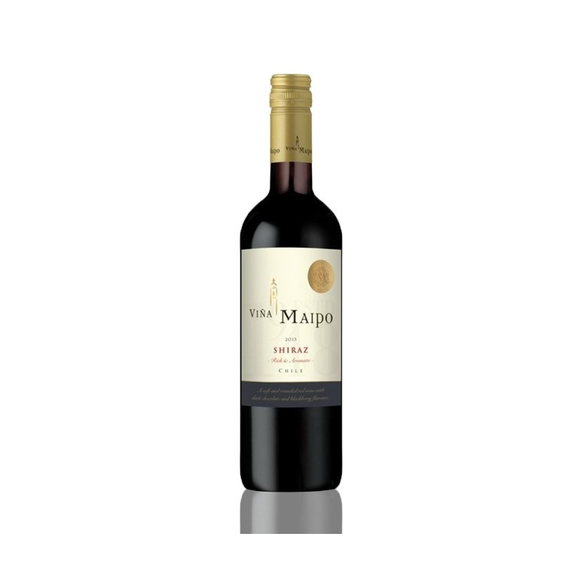 Viña Maipo Reserva Shiraz 750 ml - Vino Tinto