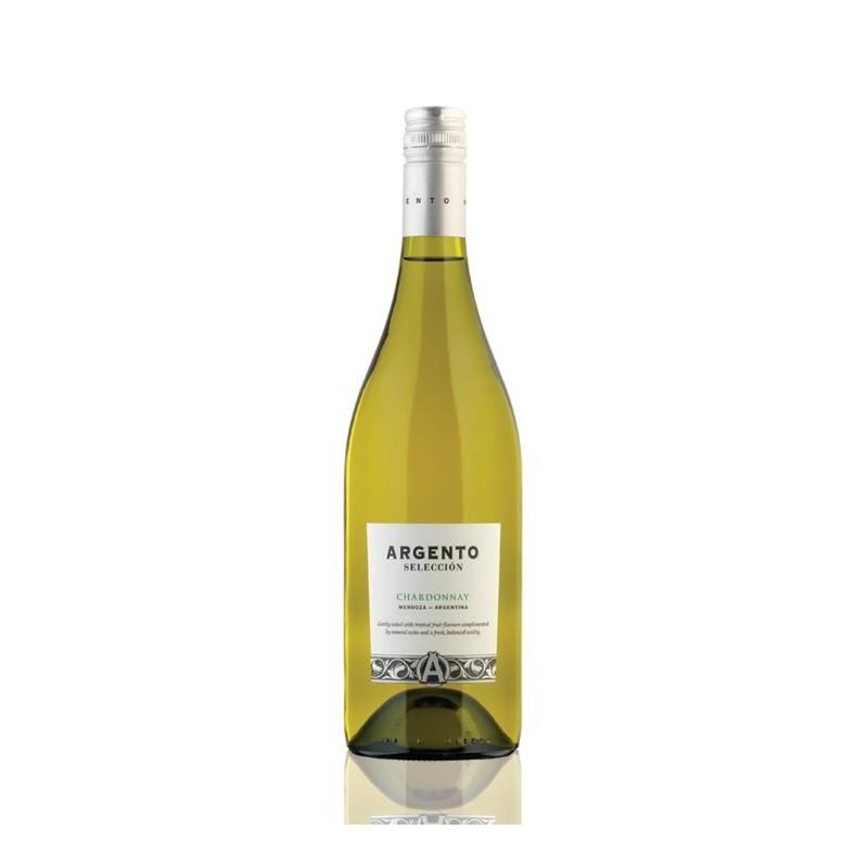 Argento Seleccion Chardonnay 750 ml - Vino Blanco