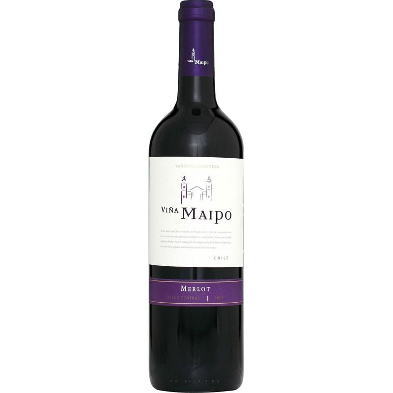 Viña Maipo Varietal Merlot 1500 ml - Vino Tinto