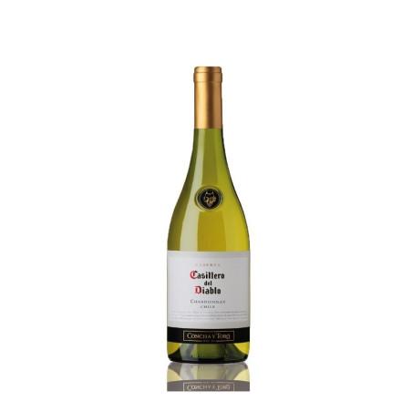 Casillero Del Diablo Chardonnay 750 ml - Vino Blanco