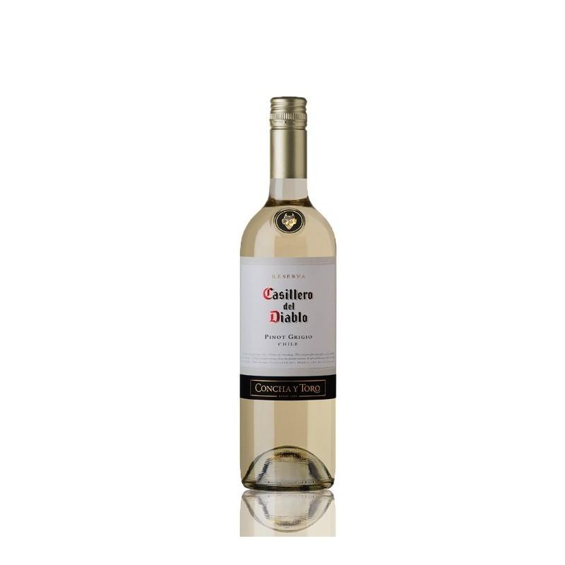 Casillero Del Diablo Pinot Grigio 750 ml - Vino Blanco