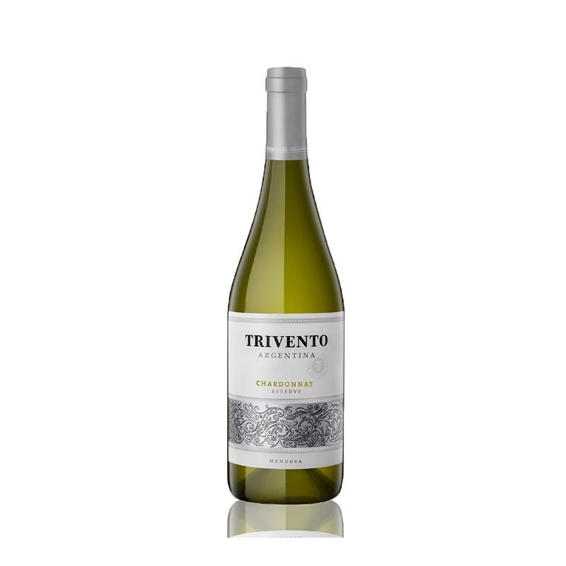 Trivento Chardonnay Reserve 750 ml - Vino Blanco