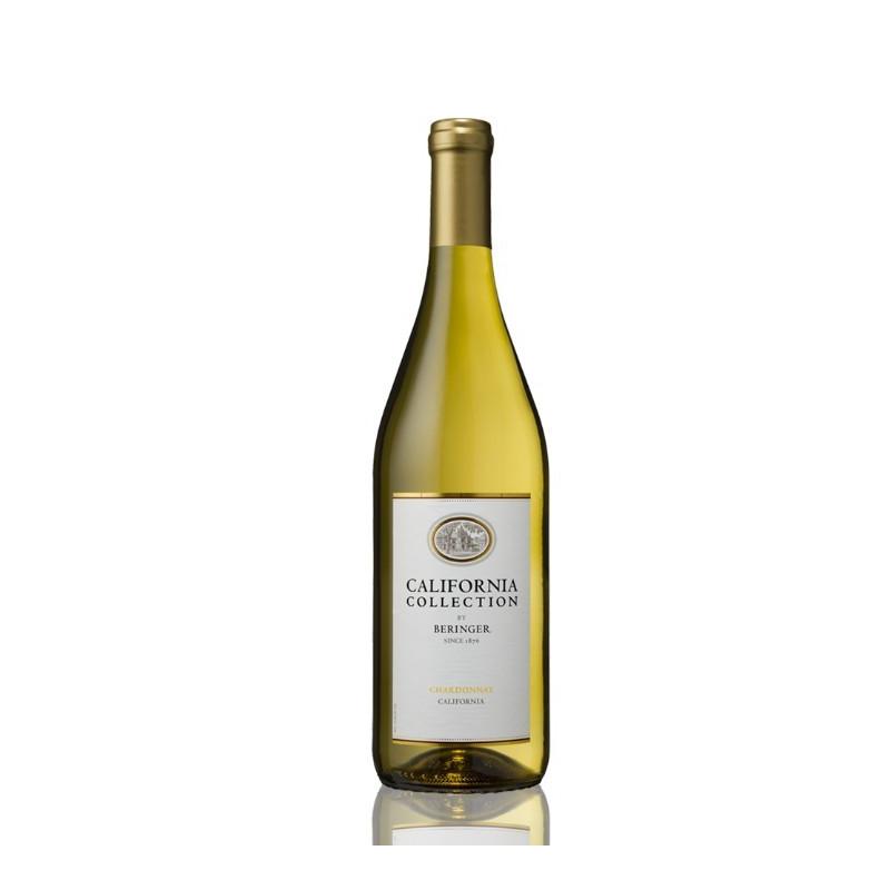 Beringer California Chardonnay 750 ml - Vino Blanco
