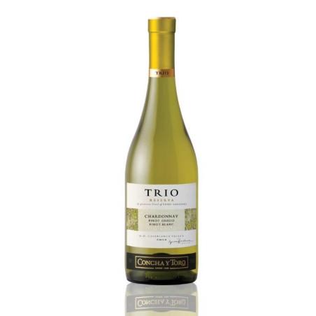 Trio Chard Pinot Grigio Pinot Blanc 750 ML