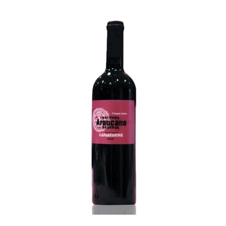 Hacienda Araucano Carmenere 750 ml - Vino Tinto