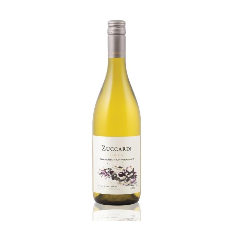 Zuccardi Serie A Chardonnay Viognier 750 ml - Vino Blanco