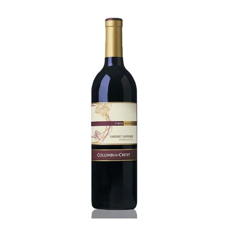 Columbia Crest Cabernet Sauv Two Vines 750 ML