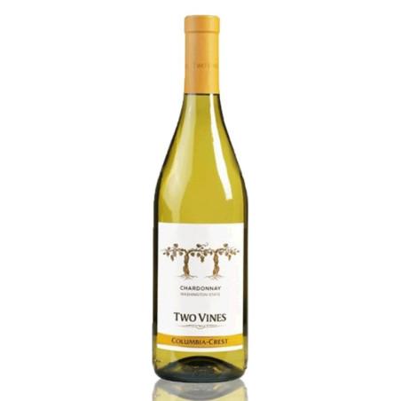 Columbia Crest Chardonnay Two Vines 750 ML