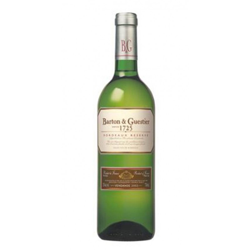 B&G 1725 Bordeaux Blanc 750 ML