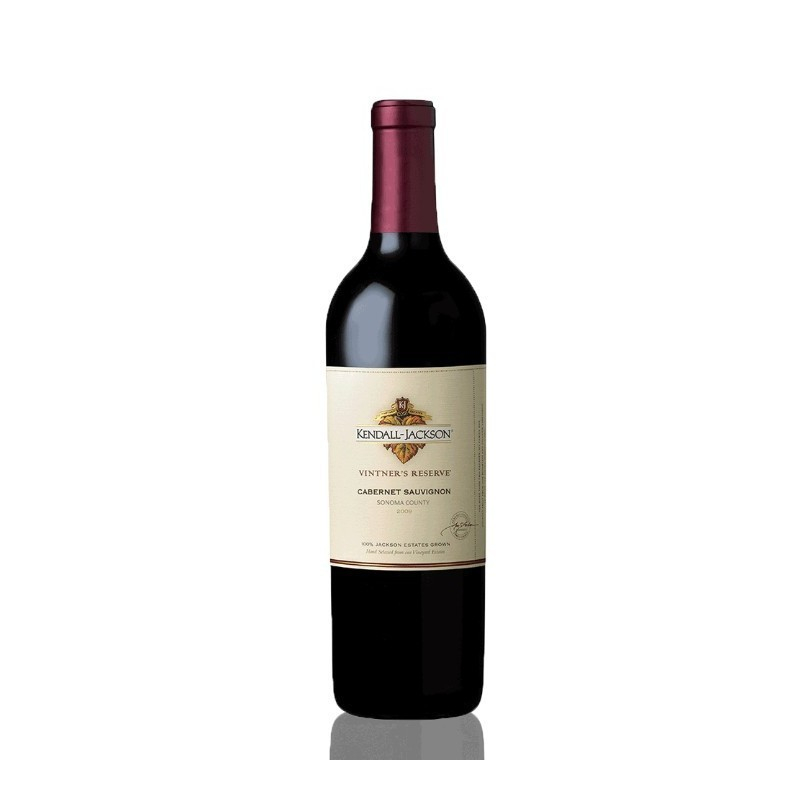Kendall Jackson Vintners Reserve Cabernet Sauvignon 750 ml - Vino Tinto