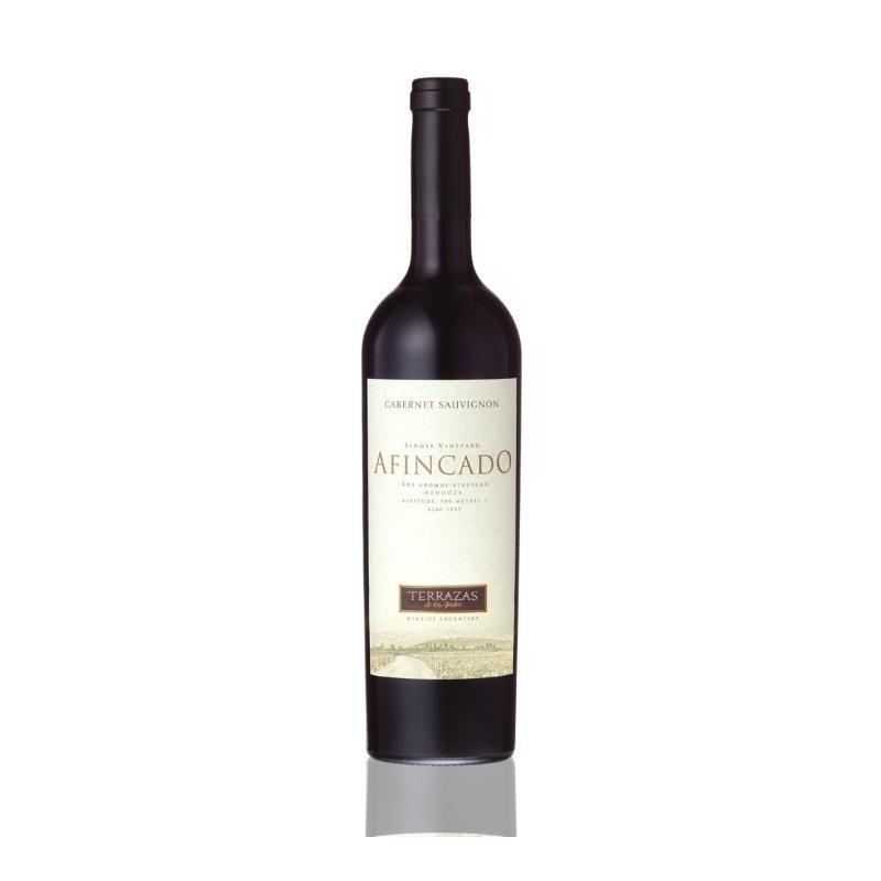 Terrazas Afincado Cabernet Sauv 750 ml - Vino Tinto