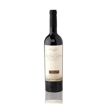 Terrazas Afincado Malbec 750 ml - Vino Tinto