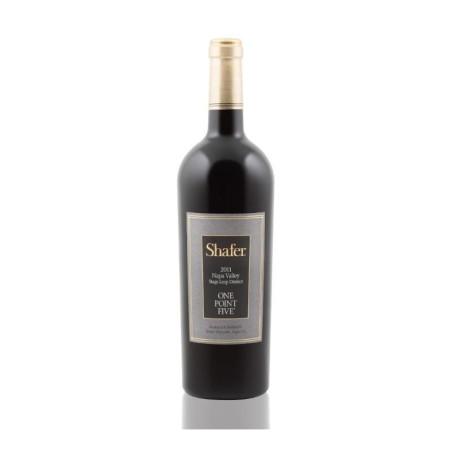 Shafer One Point Five Cabernet Sauvignon 750 ml - Vino Tinto