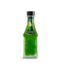 Licor de Melon Midori 50 ml