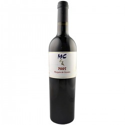 MARQUES DE CACERES MC 750 ML