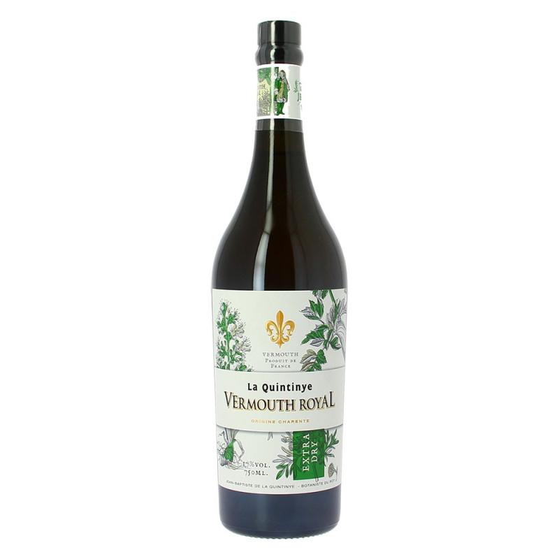 La Quintinye Vermouth Extra Dry 750 ml