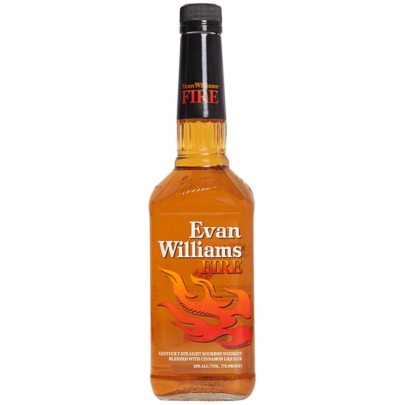 Evan Williams Cinnamon 750 ML