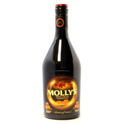 Mollys Irish Cream 750 ml