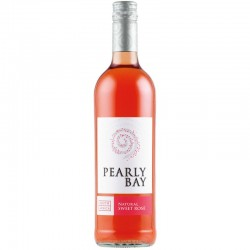 PEARLY BAY SWEET ROSE 750 ML