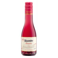 RIUNITE ROSADO 187 ML