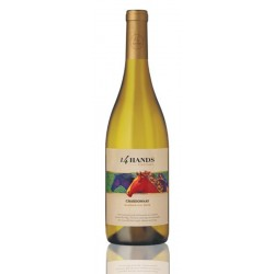 CHARDONNAY 14 HANDS 750 ML