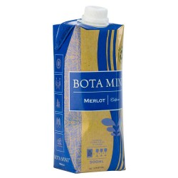 BOTA BOX MERLOT 500 ML