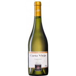 Carta Vieja Chardonnay 750 ml