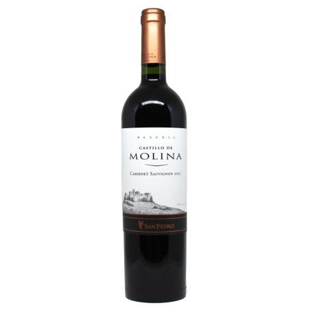 Castillo Molina Cabernet Sauvignon Reserva 750 ml