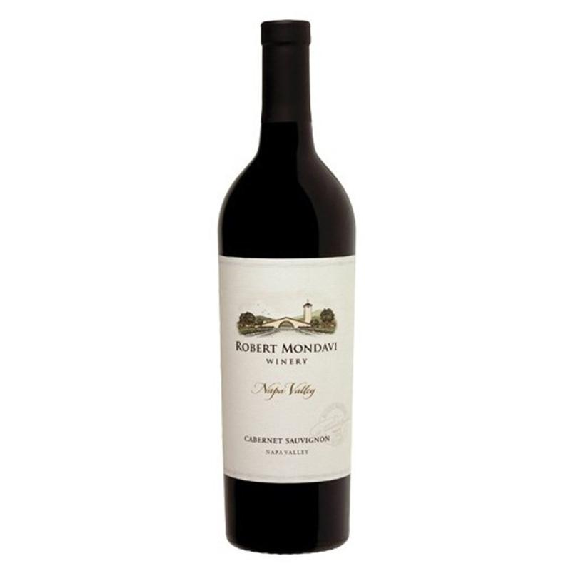 Robert Mondavi Napa Cabernet Sauvignon 750 ml