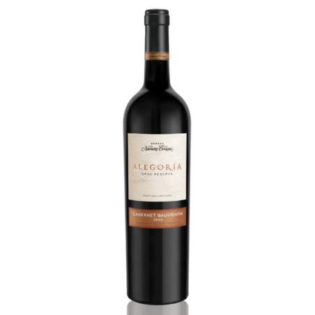 Navarro Correas Alegoria Cabernet Sauvignon 750 ml - Vino Tinto