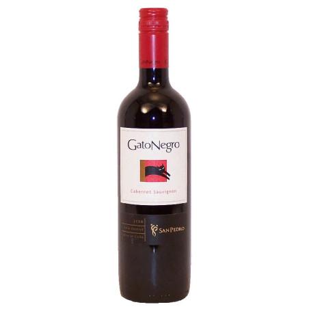 Gato Negro Cabernet Sauvignon 750 ml