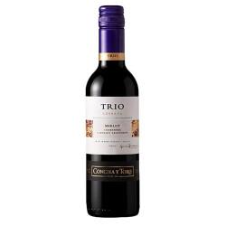TRIO MERLOT CARMENERE CAB...