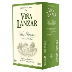 VINA LANZAR BLANCO 5000ML BIB