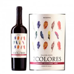 7 Colores Reserva Cabernet...