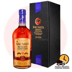 Ron Bacardi Reserva Limitada