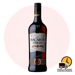 BACARDI AÑEJO 1000 ml