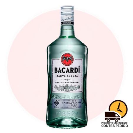 BACARDI CARTA BLANCA 1750 ml