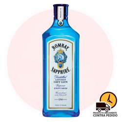 Bombay Sapphire 1000 ml