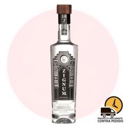 Mezcal Zignum Silver 700 ml