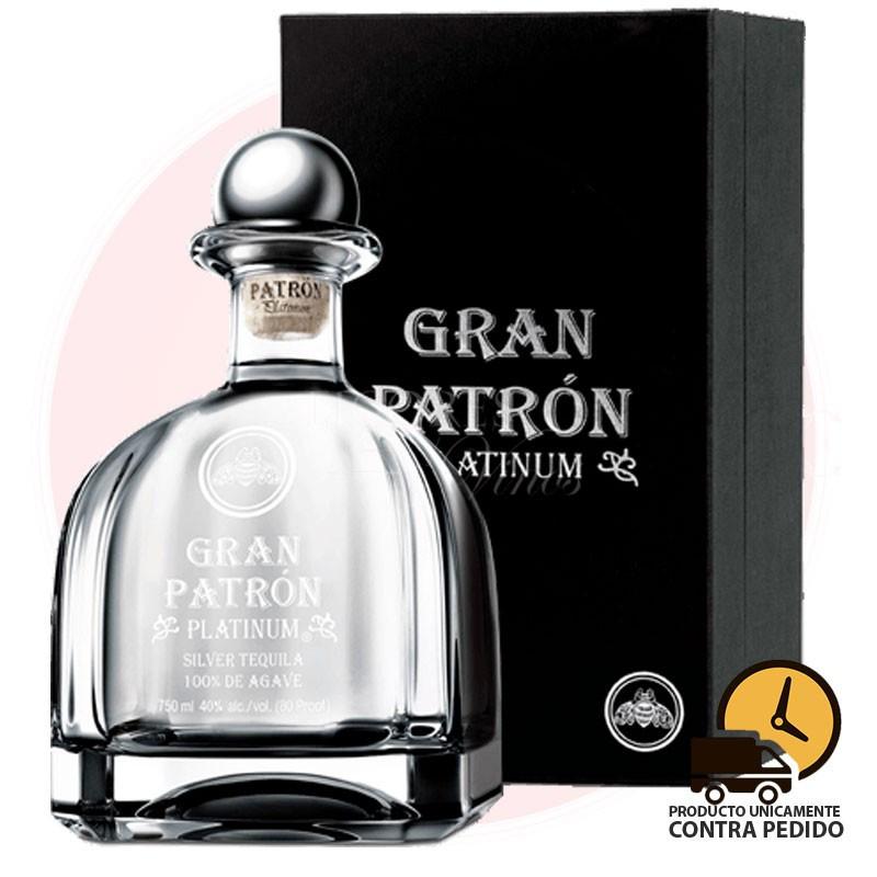 Gran Patron Platinum 750 ml