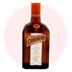Licor de naranja Cointreau...