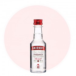 Smirnoff Vodka 50 ML