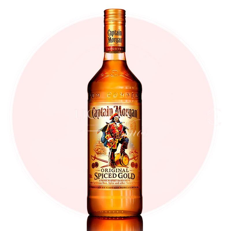 Captain Morgan Spiced Rum 750 ML