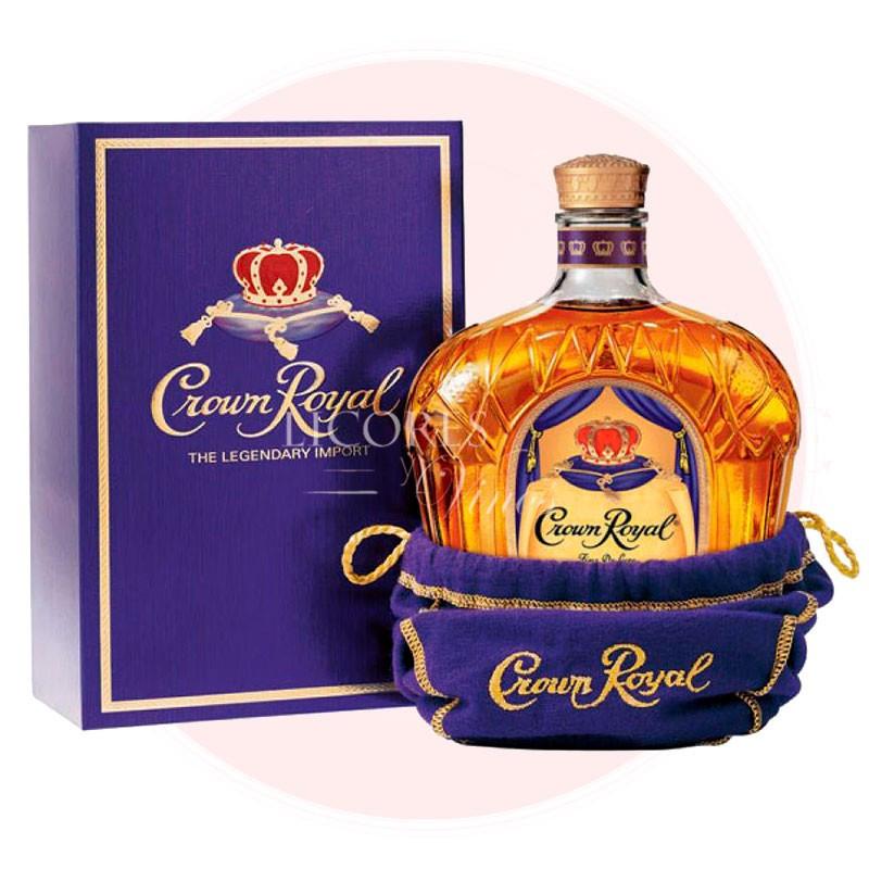 Crown Royal Canadian Whiskey 750 ML