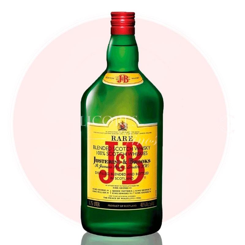 J&B Whisky Escoces 1750 ML
