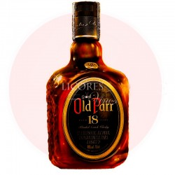 OLD PARR 18 AÑOS WHISKY 750 ML