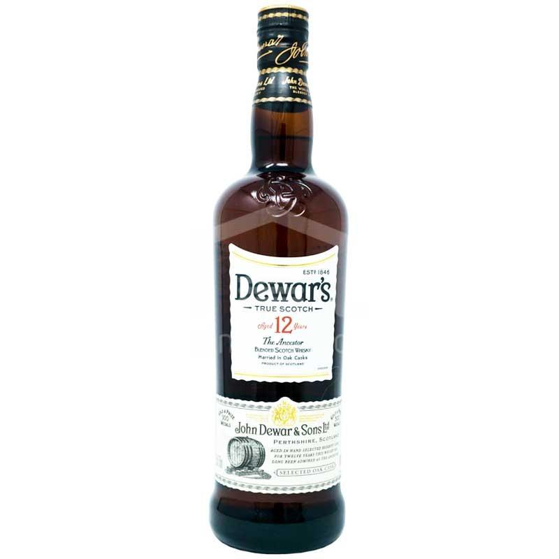 Dewars Special Reserve 12 Años 750 ml