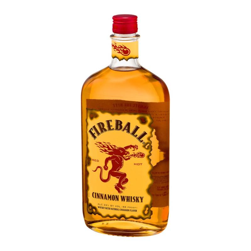 Fireball Cinammon Whisky 1000 ml