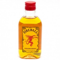 Fireball Cinammon Whisky...