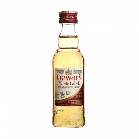 Dewars White Label 50 ml